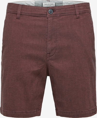 SELECTED HOMME Shorts in rot, Produktansicht