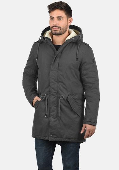 !Solid Winterjacke 'Darnell' in grau / anthrazit / dunkelgrau, Produktansicht