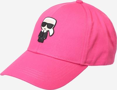 Karl Lagerfeld Cap in pink, Produktansicht