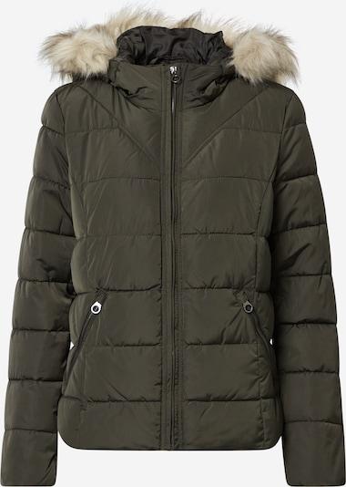 VERO MODA Prehodna jakna 'Mollie' | temno siva barva, Prikaz izdelka