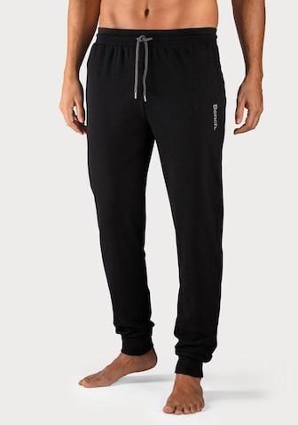 BENCH Pidžaamapüksid, värv must