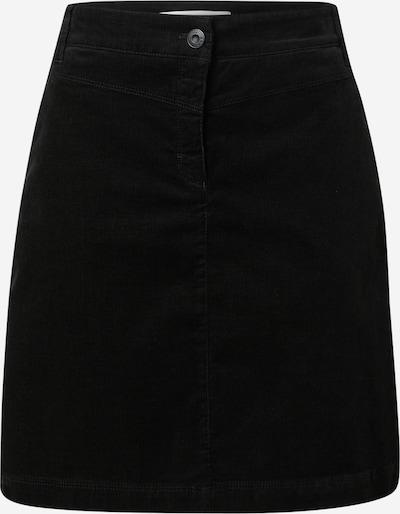 BRAX Sukně 'Kim' - černá: Pohled zepředu