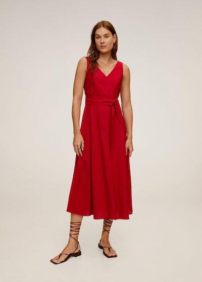 MANGO Šaty - červená, Model/ka