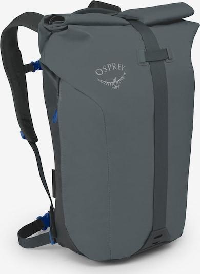 Osprey Rucksack in grau, Produktansicht