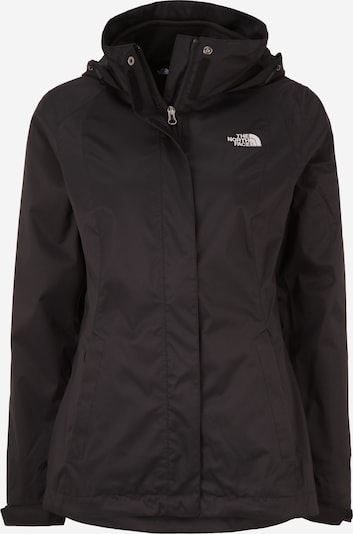 THE NORTH FACE Funktionsjacke 'Evolve' in schwarz: Frontalansicht