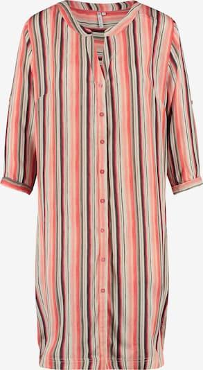 Loom&Lace Hemdblusenkleid in beige / orange / rosa, Produktansicht