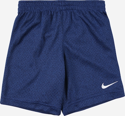 Nike Sportswear Shorts 'HEATHER' in blau, Produktansicht