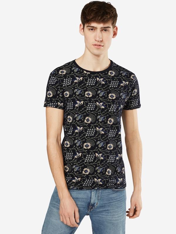 Tee-shirt Scotch &; Soda Avec Motif Entier