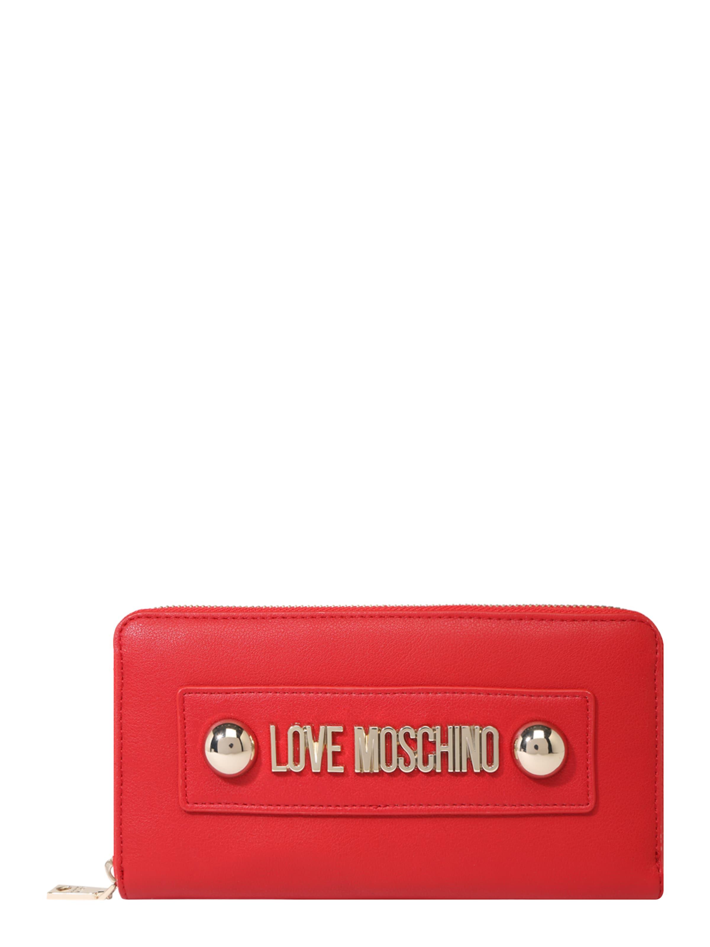 Portmonnaie Love Moschino In Orange BQrdCWxoeE
