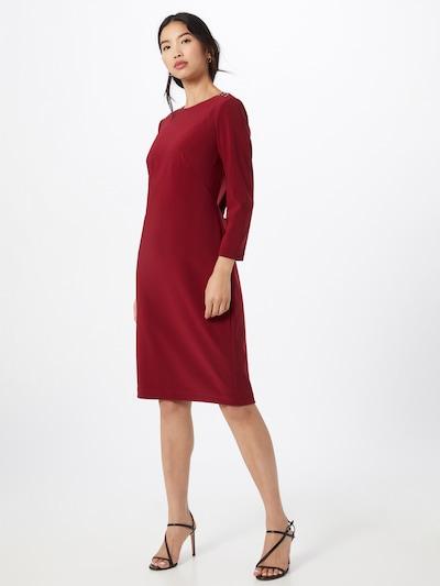 Lauren Ralph Lauren Kleid 'Romee' in rot, Modelansicht