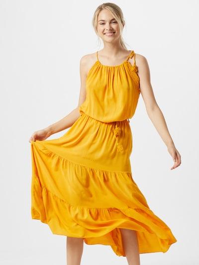 Hailys Kleid 'Briana' in curry, Modelansicht