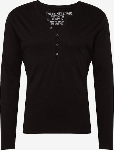 Key Largo T-Krekls 'MLS00038' pieejami melns, Preces skats