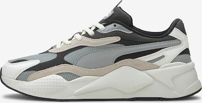 PUMA Sneaker 'RS-X³ PUZZLE' in grau / anthrazit / weiß, Produktansicht