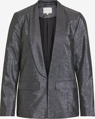 VILA Blazer in schwarz / silber, Produktansicht