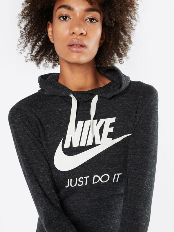 Sweat Nike Sportswear 'gym Noir En Hoodie' shirt nkw0OP