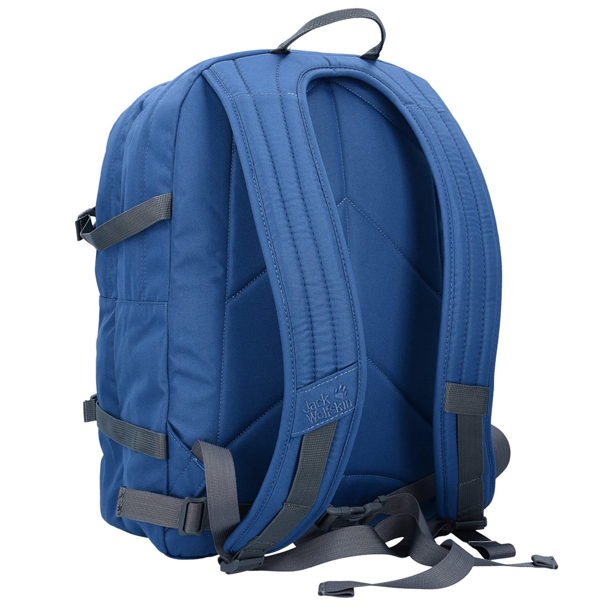 JACK WOLFSKIN 'Daypacks & Bags I Berkeley' Rucksack 44 cm Empfehlen Zum Verkauf Auslass Für Schön Einkaufen Ausgezeichnet Zum Verkauf Verkaufskosten FaCHVkj1