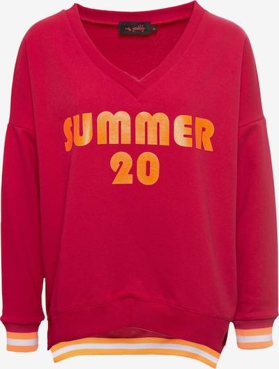 miss goodlife Sweatshirt Summer 20 in pink, Produktansicht