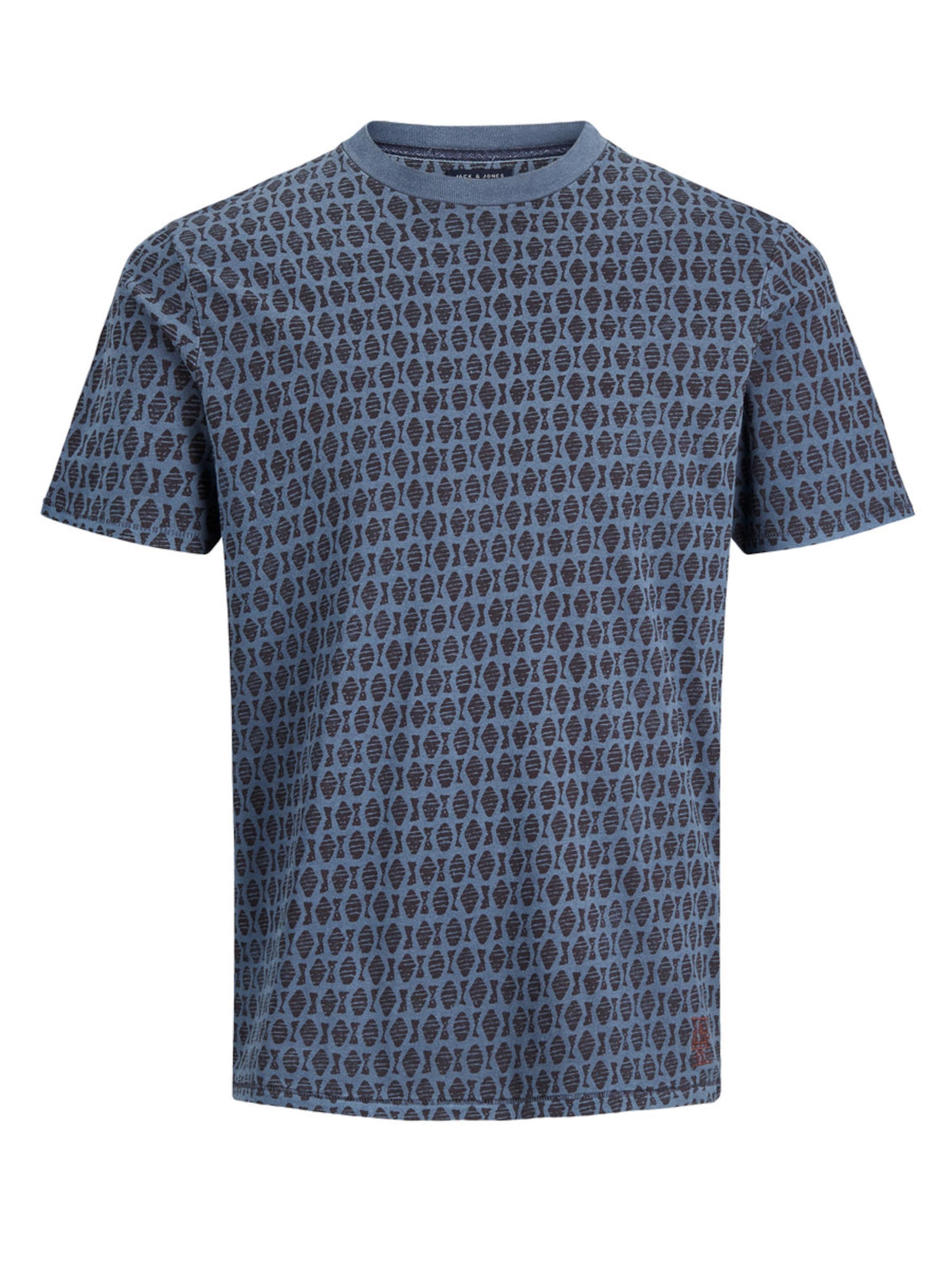 Jackamp; shirt RauchblauSchwarz In Jones T K3cFT1Jul