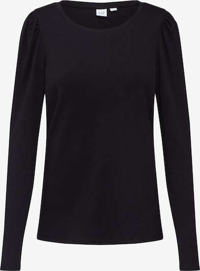 GAP Koszulka 'LS COZY PUFF' w kolorze czarnym, Podgląd produktu