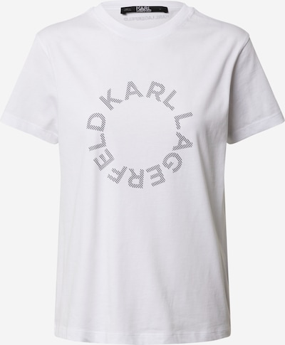 Karl Lagerfeld Shirt in de kleur Wit, Productweergave