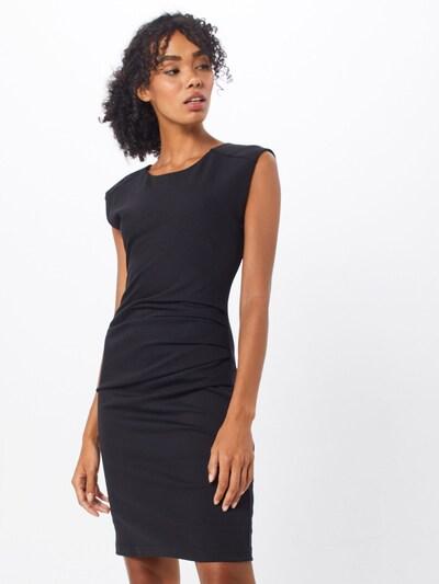 Trumpa kokteilinė suknelė 'India Slim' iš Kaffe , spalva - juoda: Vaizdas iš priekio