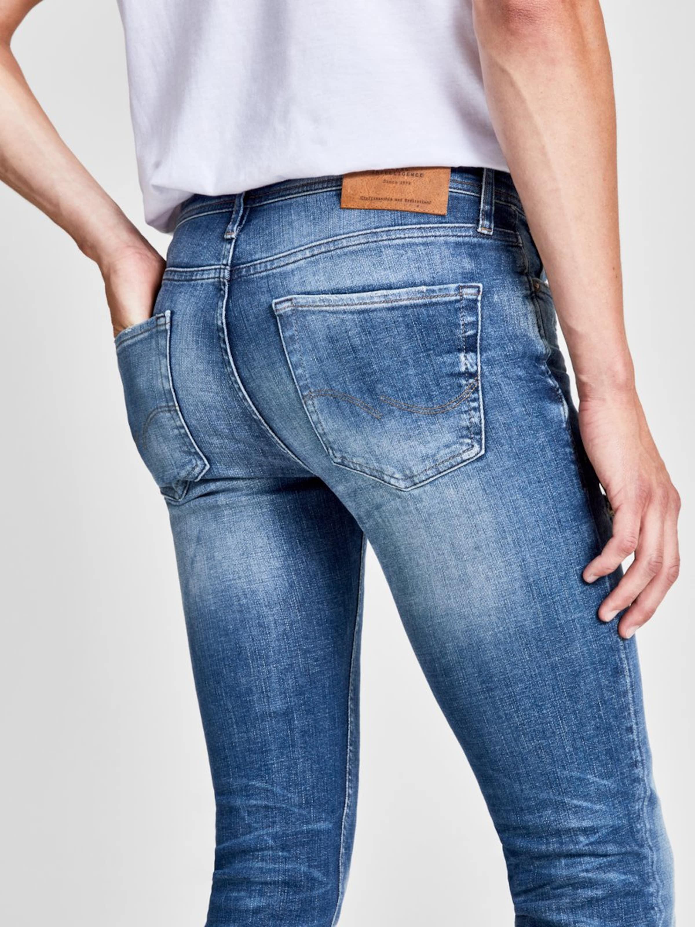 'glenn Original Jackamp; 312' Jones Denim In Jos Blue Jeans CorBedx