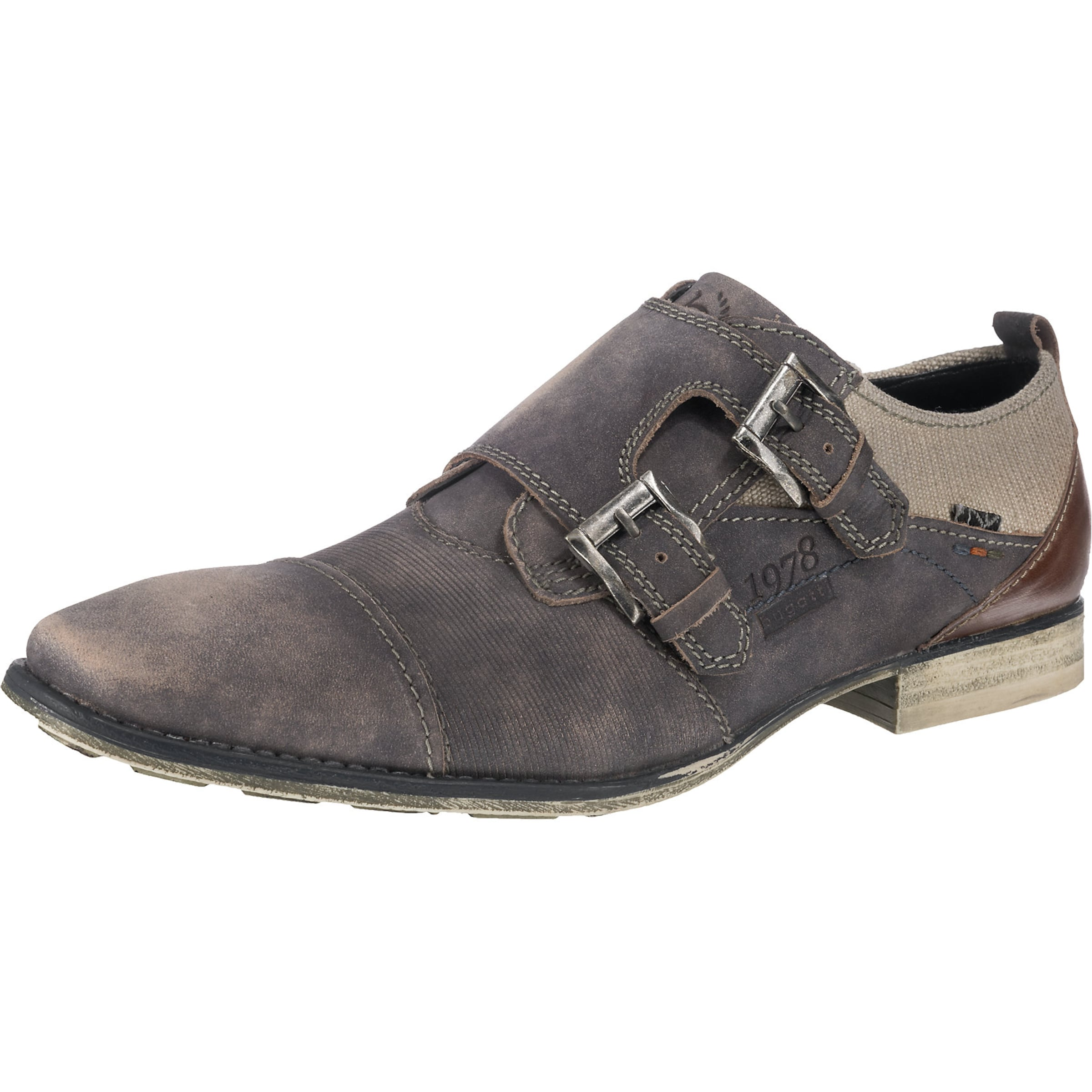 bugatti Freizeit Schuhe Verschleißfeste billige Schuhe