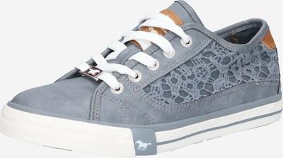Sneaker bassa MUSTANG di colore blu chiaro, Visualizzazione prodotti