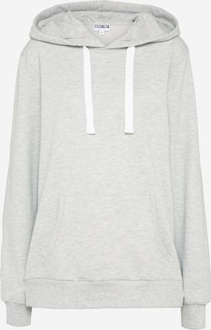 Sweat-shirt 'Senta' ABOUT YOU en gris