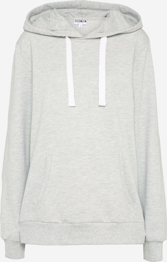 ABOUT YOU Unisex Hoody 'Senta' in hellgrau, Produktansicht