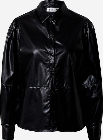 EDITED Blusa 'Leandra' en negro, Vista del producto