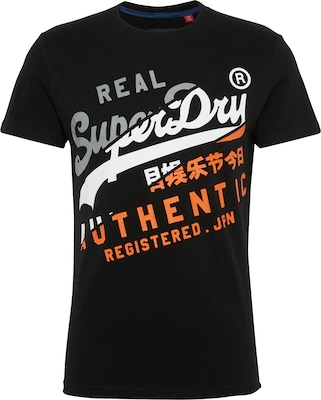 Superdry Shirt 'VINTAGE AUTHENTIC XL TEE'