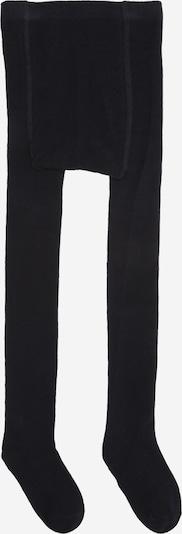 NAME IT Strumpfhose in schwarz: Frontalansicht