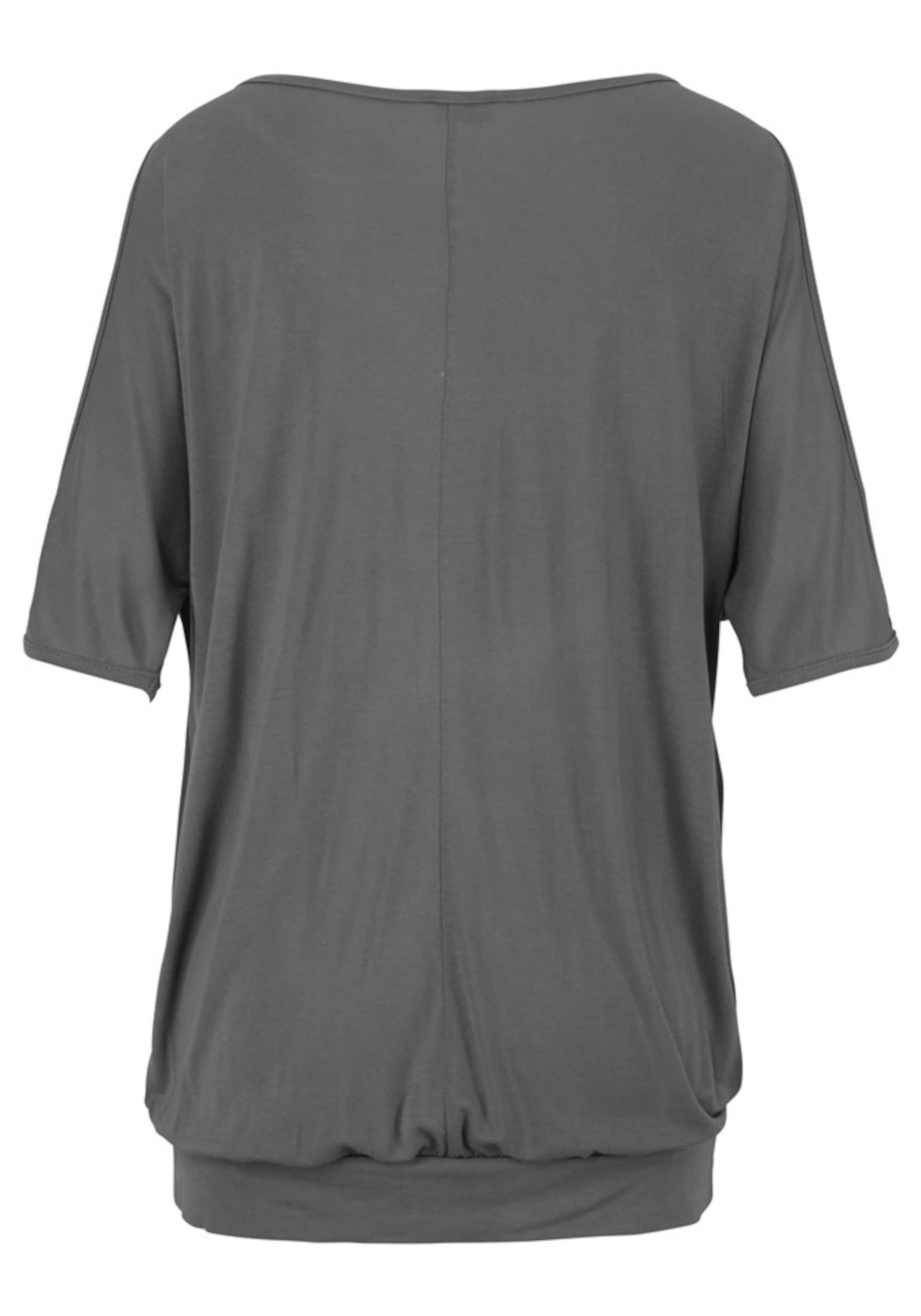 GrauWeiß Lascana Lascana GrauWeiß Shirt In In In Lascana Shirt Shirt GrauWeiß BrxWdCeo