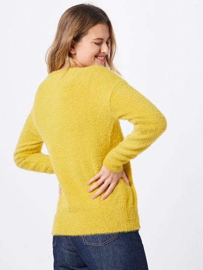 GLAMOROUS Džemperis pieejami sinepjkrāsas: Aizmugures skats