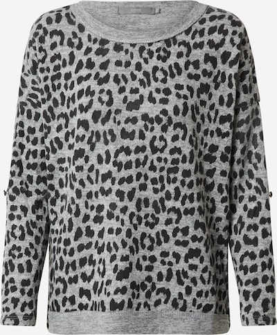 b.young Sweatshirt 'BXSTELLY BLOUSE' in grau / schwarz, Produktansicht