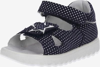SUPERFIT Schuhe 'Lettie' in dunkelblau / weiß, Produktansicht