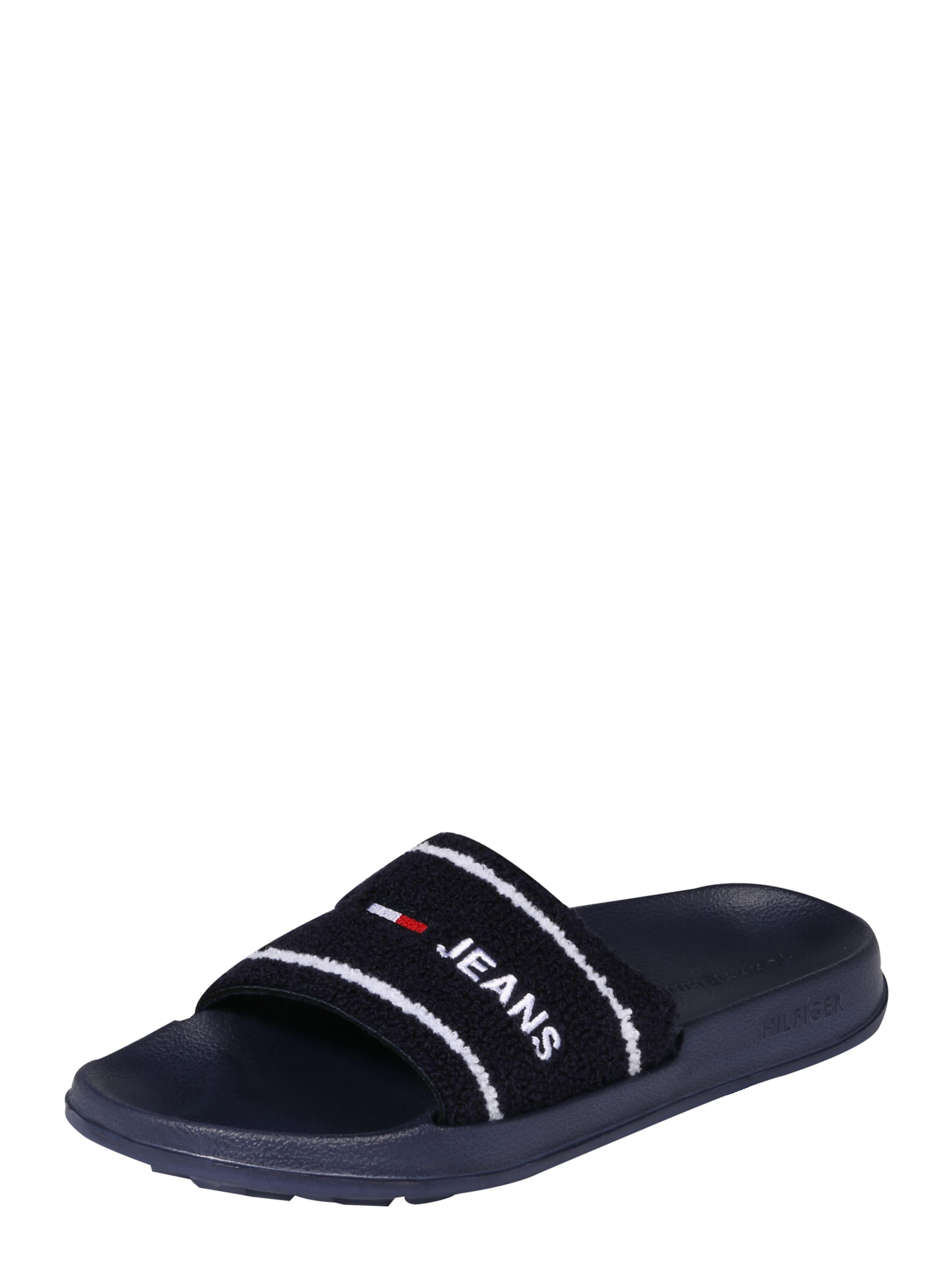 Tommy Jeans Pantolette Verschleißfeste billige Schuhe