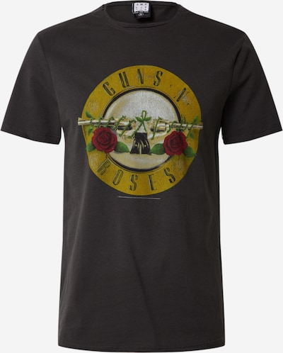 AMPLIFIED Shirt 'GUNS N ROSES' in dunkelgrau, Produktansicht