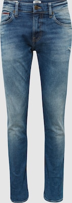 Tommy Jeans Jeans 'SLIM SCANTON GMBST' in Blauw denim