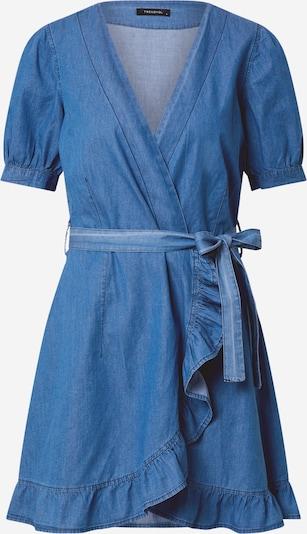 Trendyol Jurk in de kleur Blauw denim, Productweergave