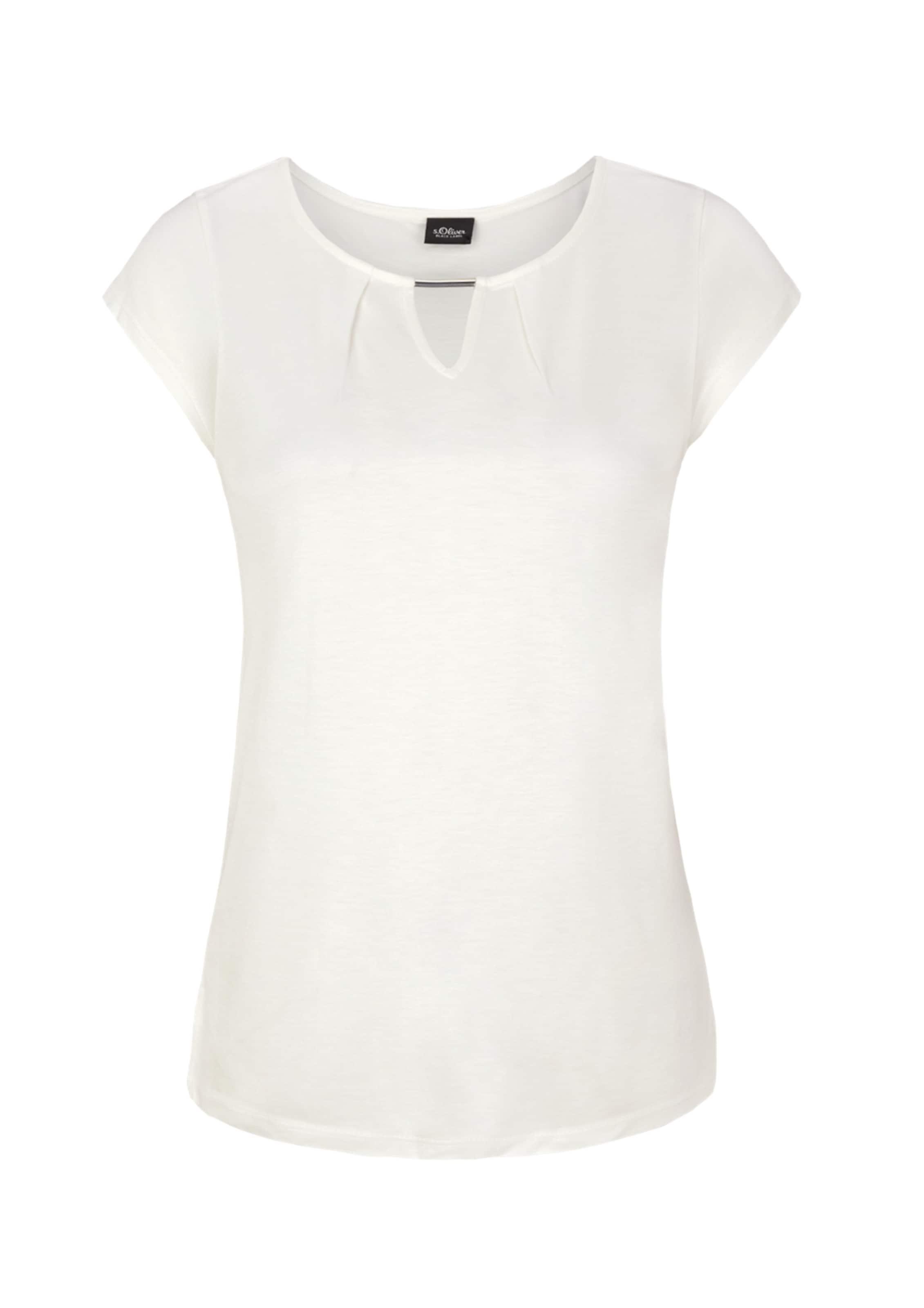 oliver In Black Beige S Shirt Label PZukXi