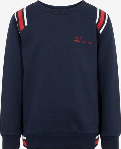 NAME IT Sweatshirt in navy / rot / weiß, Produktansicht