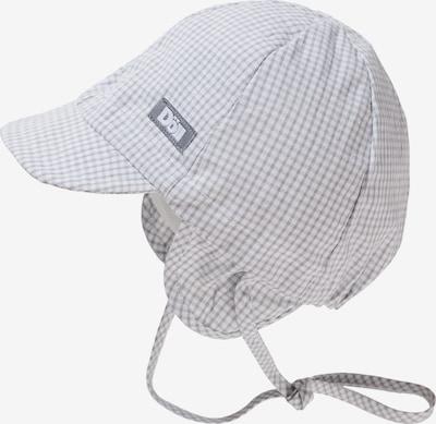 DÖLL Schirmmütze in grau / weiß, Produktansicht