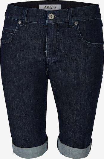 Angels Jeans ,Bermuda TU' in unifarbenem Design in indigo, Produktansicht
