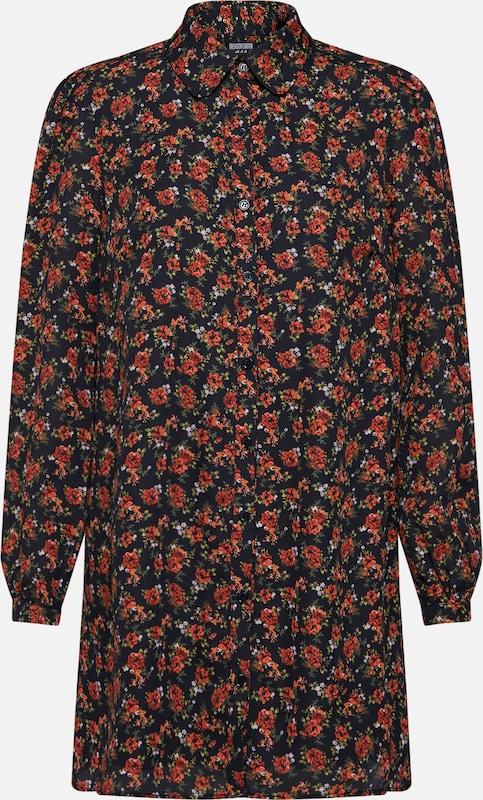Robe chemise Union En Fashion 'pisces' RougeNoir N0PO8nwkXZ