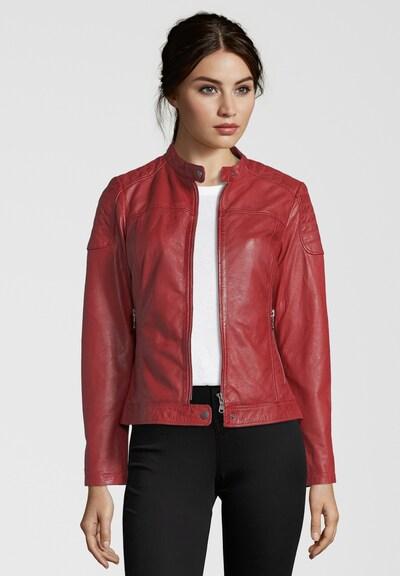 7ELEVEN Tussenjas 'TALLY' in de kleur Rood, Productweergave