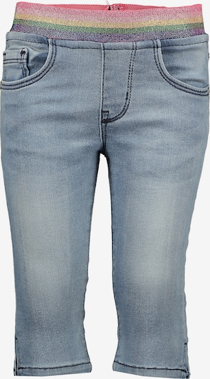 Pantaloni BLUE SEVEN pe albastru, Vizualizare produs