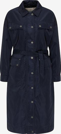 DREIMASTER Mantel in nachtblau, Produktansicht
