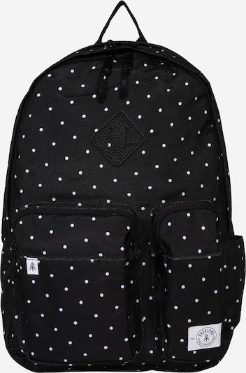 PARKLAND Sac à dos en noir / blanc, Vue avec produit